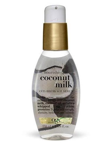 Organix Ogx Besleyici ve Kırılma Karşıtı Coconut Milk Serum 118 ml Renksiz